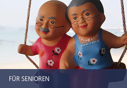 Ruhestand, Senioren, Rente